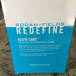 Other - Rodan and Fields redefine acute care